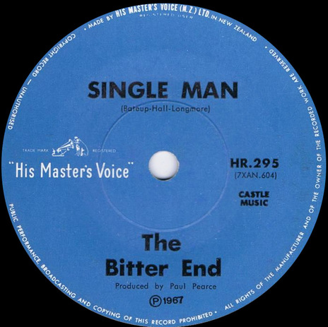 The Bitter End - Person   AudioCulture