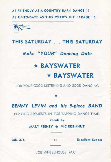 Hero thumb cool and crazy benny levin band ad