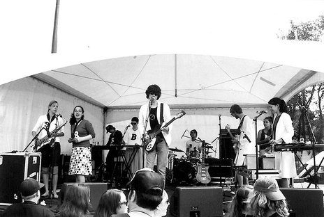 Hero thumb the brunettes orchestrette at grey lynn festival