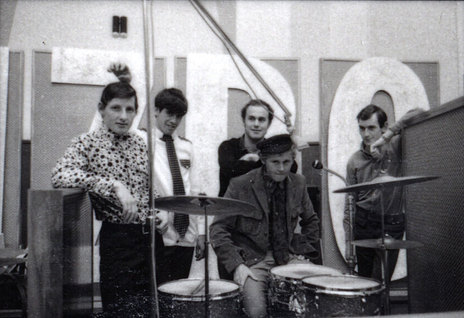 Hero thumb radio workshop 1967
