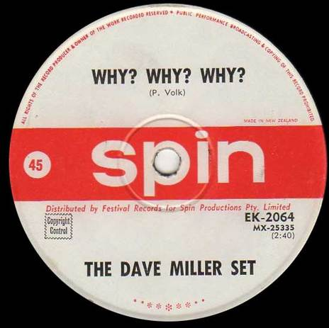 Hero thumb the dave miller set why why why spin 2