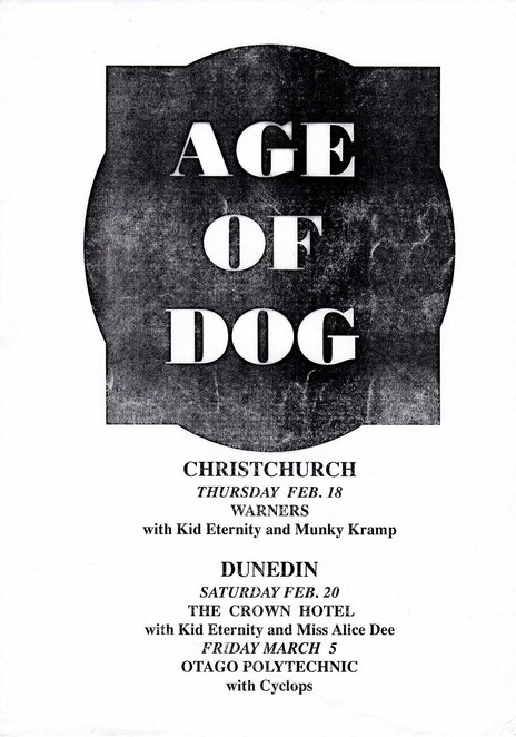 Hero thumb age of dog 1993 poster