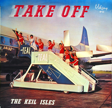The Keil Isles - Take Off