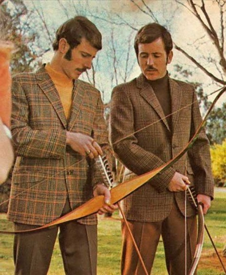 Hero thumb craig walsh wrightson and dale wrightson models for vance vivian menswear advertising 1970s