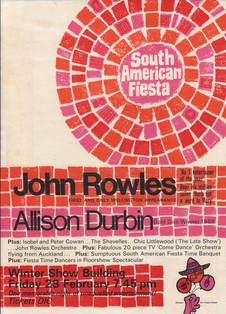 John Rowles Pearls