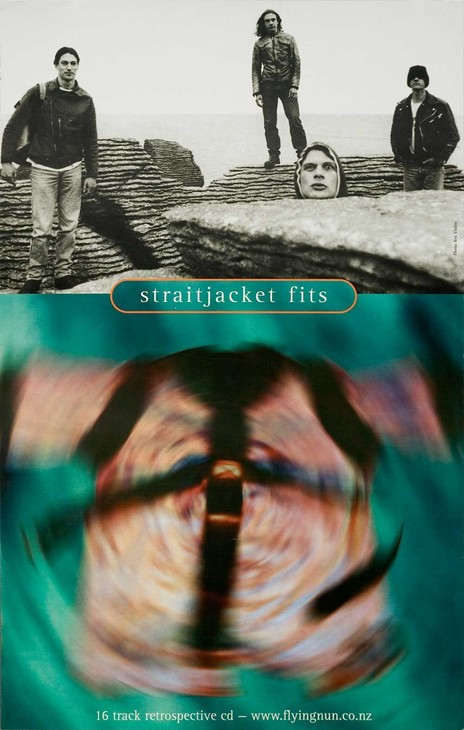 Straitjacket Fits - Person | AudioCulture