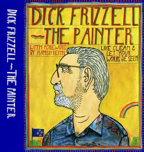 Hero thumb dick frizzell the painter cover