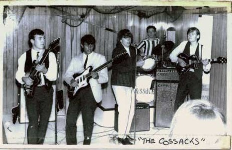 Hero thumb cossacks shoreline 1965