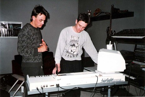 Hero thumb recording nobody else 1987