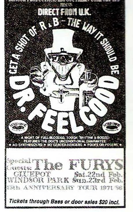 Hero thumb the furys dr feelgood gluepot windsor park 86