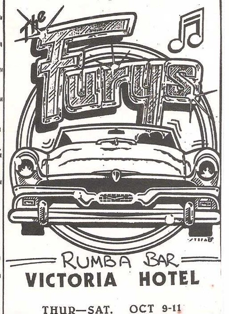 Hero thumb the furys rumba bar 801