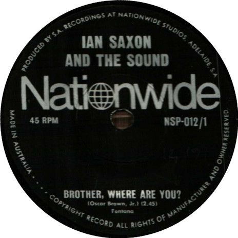 Hero thumb ian saxon and the sound brother where are you nationwide