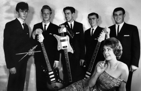 Hero thumb 1962 the playboys phil at right rear with diane jacobs aka dinah lee