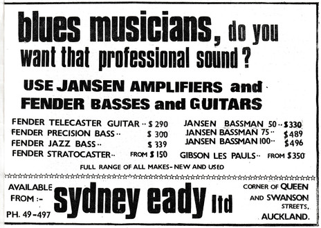 Hero thumb sydney eady blues guitar ad