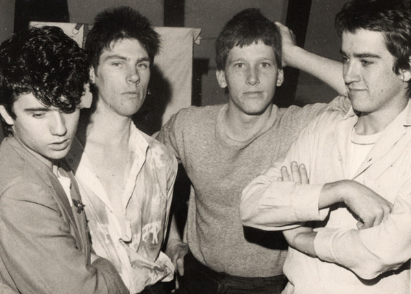 Post Punk Auckland 1980 - First in Line - the first six months