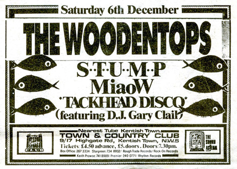 Hero thumb woodentops town country club with tackhead disco