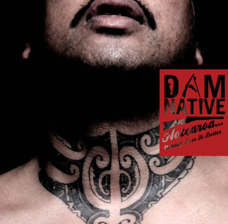 Hero thumb cover of dam native s second album