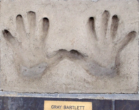 Hero thumb gray bartlett hands of fame  1994