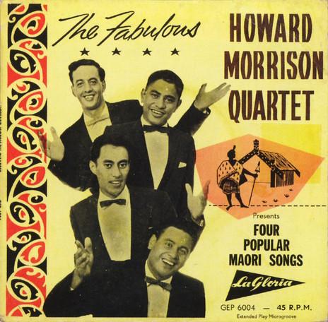 Howard Morrison Quartet - Person | AudioCulture
