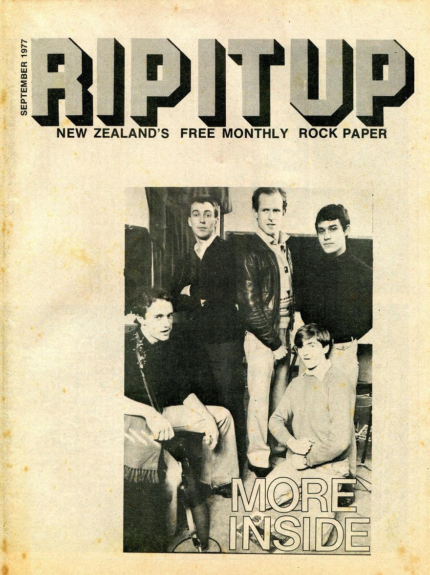 finest selection d8acb e02b8 RIU 04 Sept 1977 – Split Enz