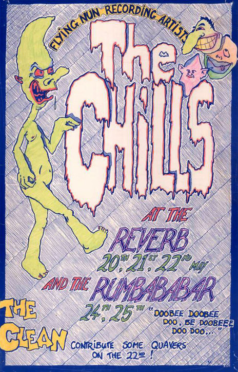 The Rumba Bar And The Reverb Room Scene Audioculture