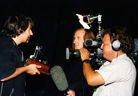 Chris Knox interviewed by Dylan Taite at the 2000 APRA Silver Scrolls