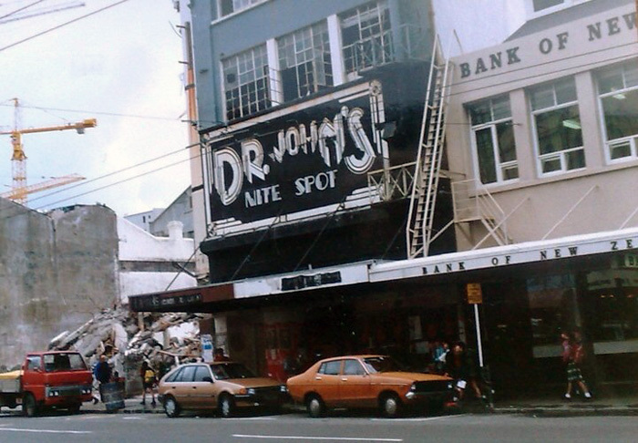 Wellington Nightclubs In The 1980s Scene Audioculture