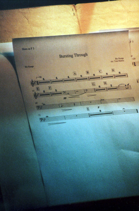 Hero thumb sheet music