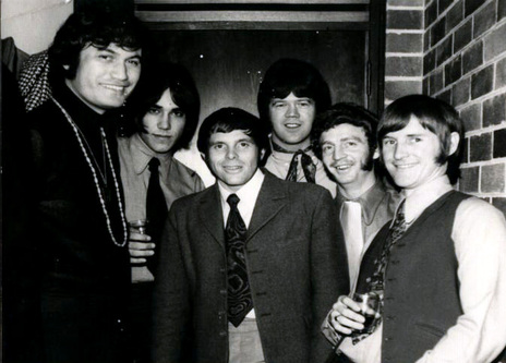 Hero thumb castarways with del shannon 1968